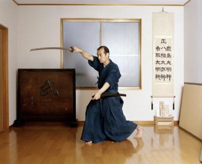 Kuroda Tetsuzan, photo de Frederick Carnet